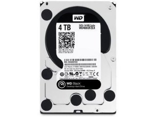 Western Digital Desktop Black 4TB