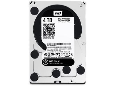 Western Digital Desktop Black 4TB