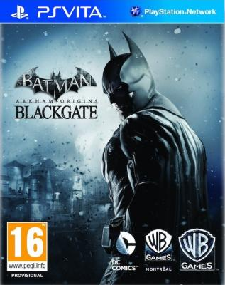 Batman: Arkham Origins Blackgate til Playstation Vita