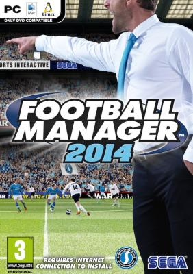 Football Manager 2014 til Mac