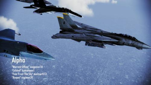Ace Combat: Infinity til PlayStation 3