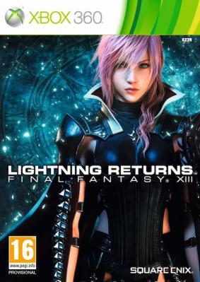 Lightning Returns: Final Fantasy XIII til Xbox 360