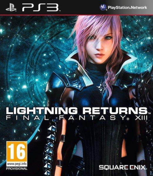 Lightning Returns: Final Fantasy XIII til PlayStation 3