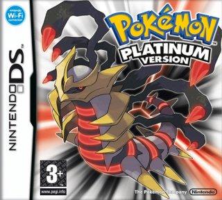 Pokémon Platinum til DS