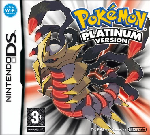 Pokémon Platinum til DS