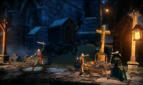 Castlevania: Lords of Shadow – Mirror of Fate til Xbox 360