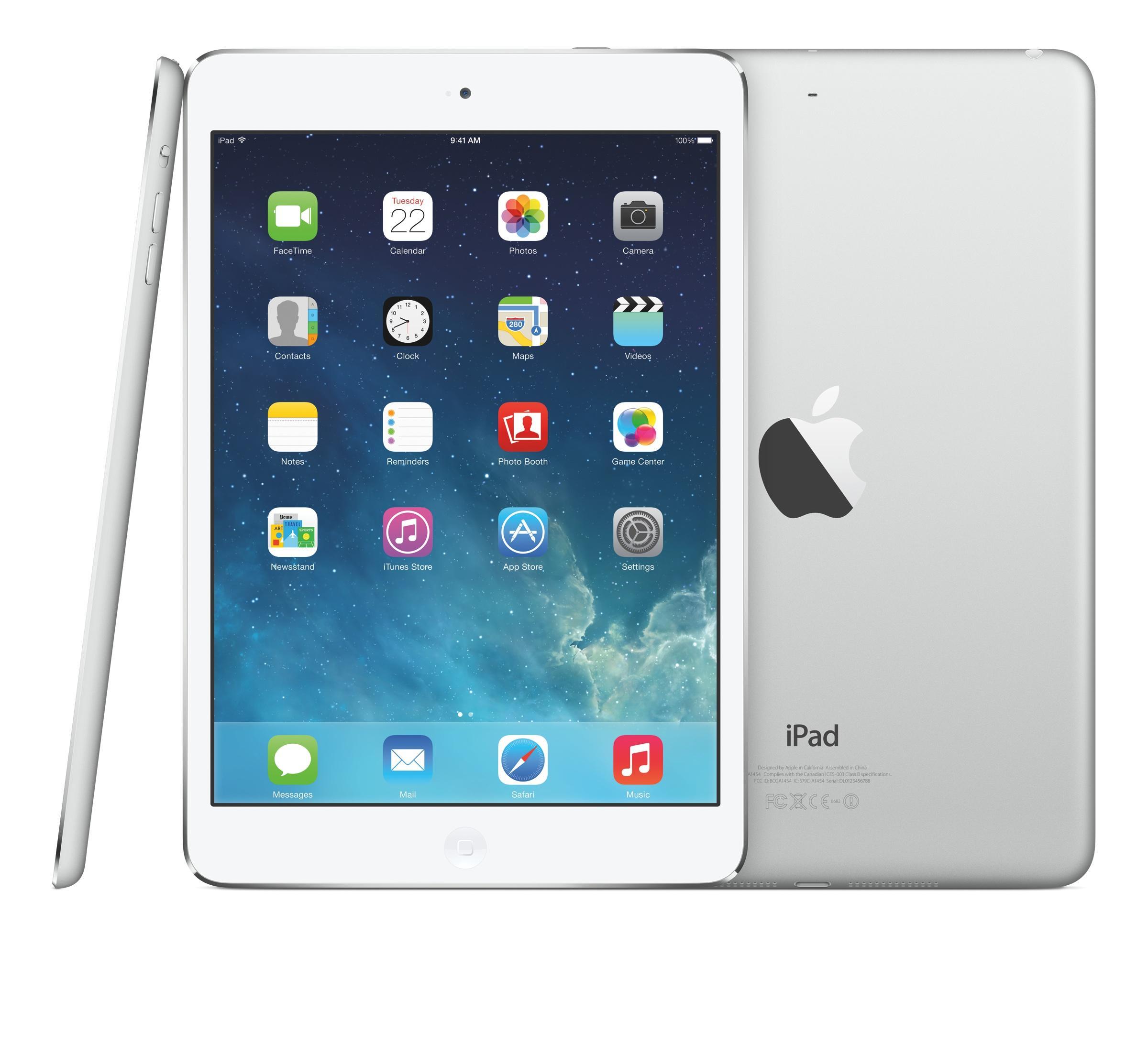 Oppdatert Best pris på Apple iPad Mini 2 16 GB - Se priser før kjøp i Prisguiden AQ-62