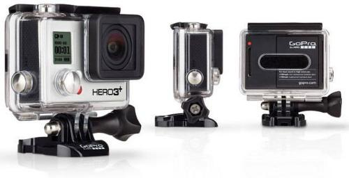 GoPro HD Hero3 Black - Standard