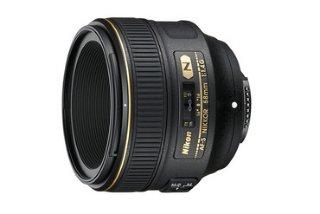 Nikon AF-S NIKKOR 58 mm f/1.4G