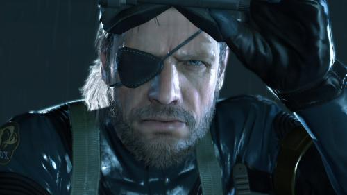 Metal Gear Solid V: Ground Zeroes til Playstation 4