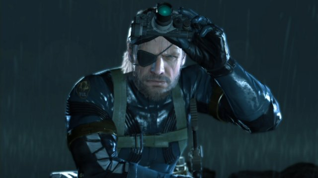 Metal Gear Solid V: Ground Zeroes til Xbox One