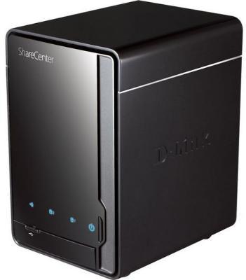 D-Link DNS-320 2-Bay NAS