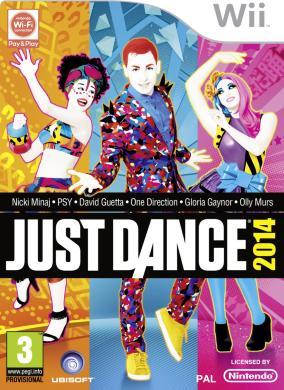 Just Dance 2014 til Wii