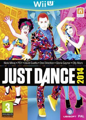 Just Dance 2014 til Wii U