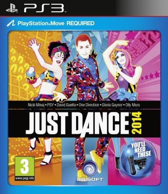 Just Dance 2014 til PlayStation 3