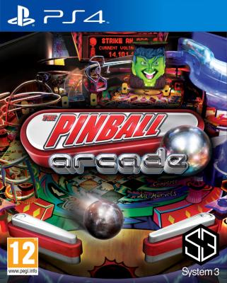 Pinball Arcade til Playstation 4