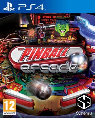 Pinball Arcade til Playstation 4