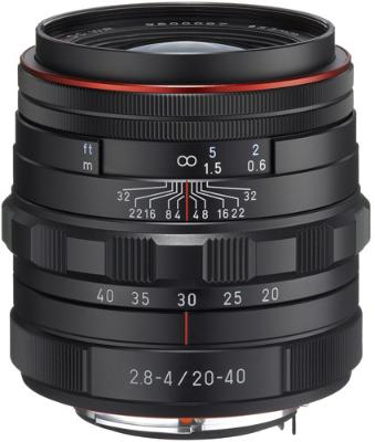 Ricoh HD Pentax-DA 20-40mm F2.8-4 ED Limited DC WR