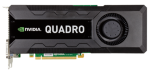 HP Nvidia Quadro K5000 4GB