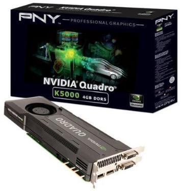 PNY Nvidia Quadro K5000 4GB