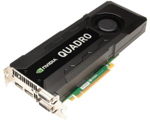 Nvidia Quadro K5000 4GB