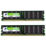 Corsair ValueSelect 8GB 1600MHz DDR3 (2x4GB) CL11