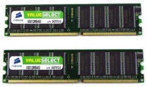 Corsair ValueSelect 8GB 1600MHz DDR3 (2x4GB) CL11