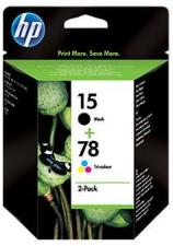 HP Ink 15/78 Combopack
