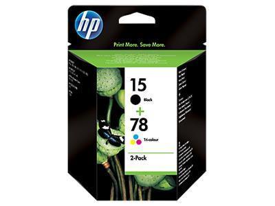 HP Ink 15/78 Combopack