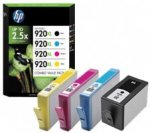 HP Ink 920XL Combopack