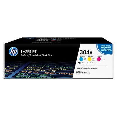 HP 304A trepakning