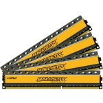 Crucial BallistiX Tactical DDR3 1600MHz 32GB CL8 (4x8GB)