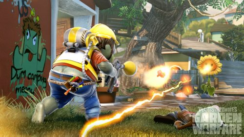 Plants vs. Zombies: Garden Warfare til PC