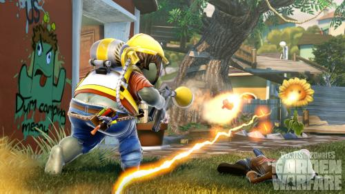 Plants vs. Zombies: Garden Warfare til PC