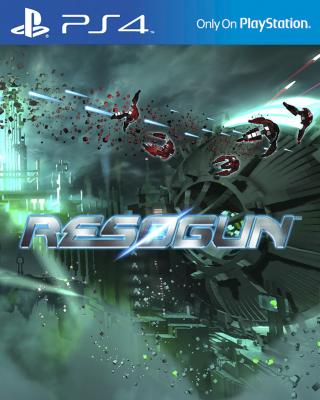 Resogun til Playstation 4