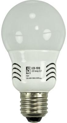 Deltaco LED-1010 varm hvit
