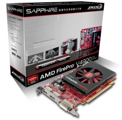 AMD FirePro V4900 1GB