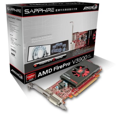 AMD FirePro V3900 1GB