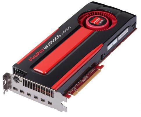 AMD FirePro W9000 6GB
