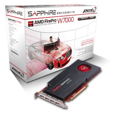 AMD FirePro W7000 4GB