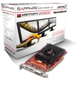 AMD FirePro W5000 2GB
