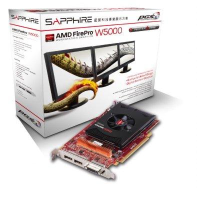 AMD FirePro W5000 2GB