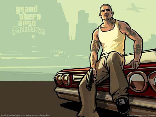 Grand Theft Auto: San Andreas til Android