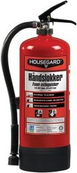 Housegard FE6PR-NO Pulverslukker
