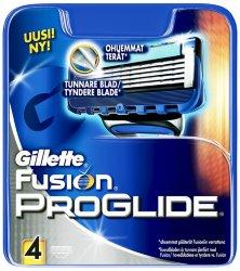 Gillette Fusion ProGlide 4 stk