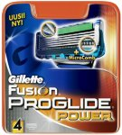 Gillette Fusion ProGlide Power 4 stk