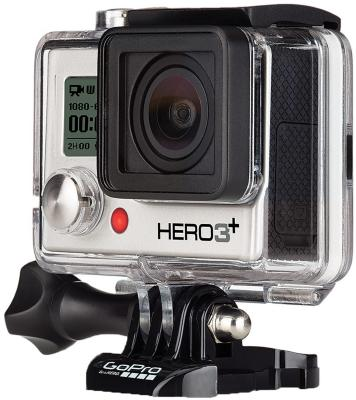 GoPro HD Hero 3+ Silver