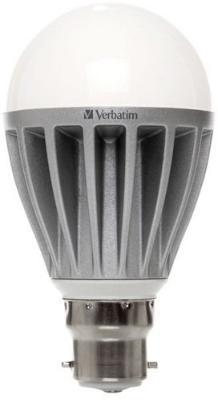 Verbatim LED B22 6,5W varm hvit