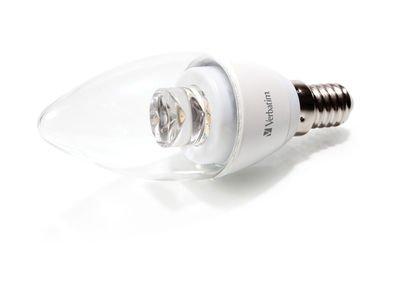 Verbatim LED E14 4W clear