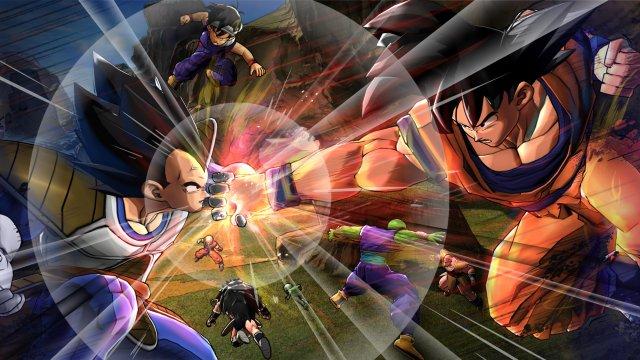 Dragon Ball Z: Battle of Z til Xbox 360